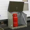 contenitore per bombole a gas modello sentinel lpg