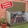 Sconto Box per Biciclette Verde