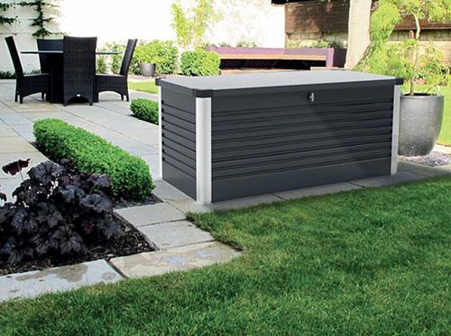 rimesse da giardino e patio box