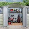 casetta da giardino per ricovero attrezzi bici e moto