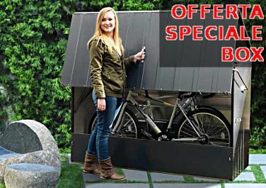 Sconto Speciale Box per biciclette
