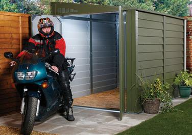 Box per moto titan 940